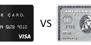 amex platinum vs visa black