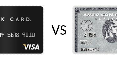 amex platinum vs visa black