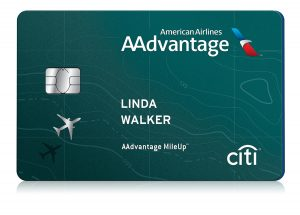 American Airlines AAdvantage MilesUp Card