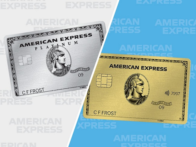 Amex Platinum vs Gold