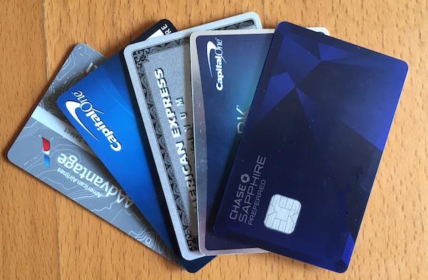 miles credit card