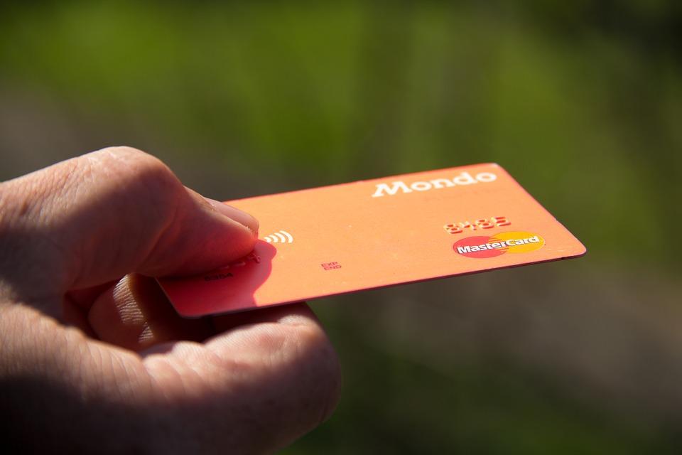 mondo credit card