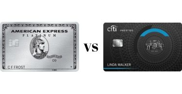 Amex Platinum vs Citi Prestige Card