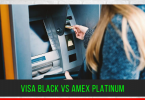visa black vs amex platinum