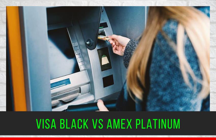visa black vs amex platinum
