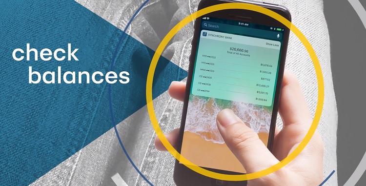 synchrony mobile banknig